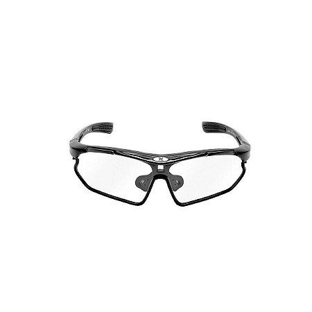 Óculos Mattos Racing Bike Vision Preto