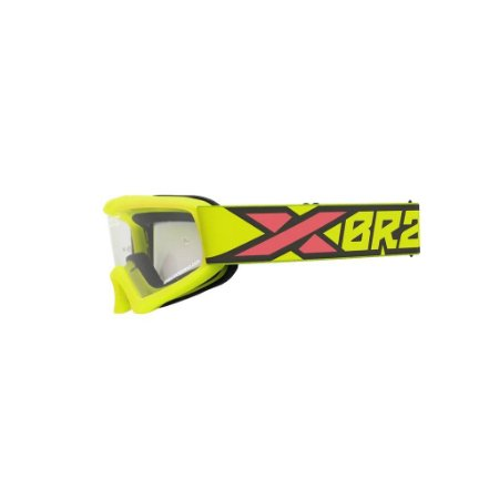 Óculos XBRAND X-Grom Kids Amarelo Fluorescente