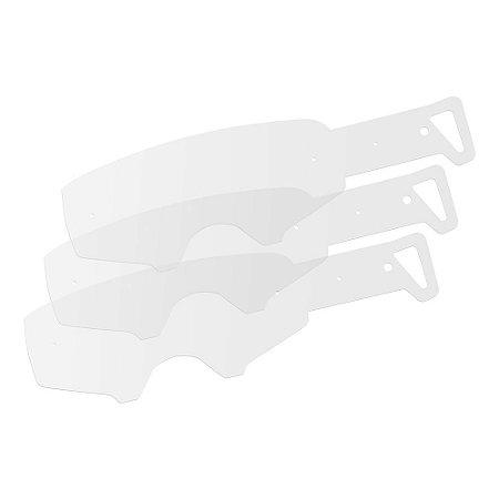 Tear-off Leatt Laminado 2x7 Transparente (14 lâminas)