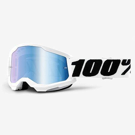 Óculos 100% Strata 2 Everest Espelhado