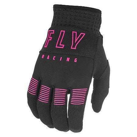 Luva FLY F16 2021 Pink/Preto