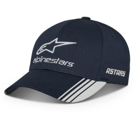 Boné Alpinestars AGX Azul Marinho