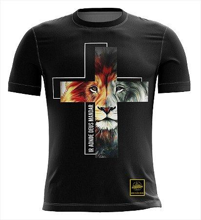 Camiseta Jovem Cruz Leão - 004