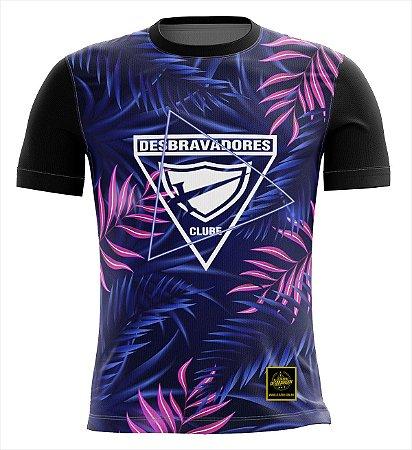 Camiseta DBV Floral - 005