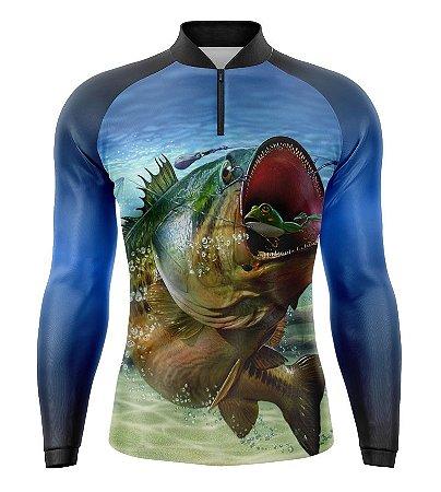Camiseta de Pesca Tucunaré - 009