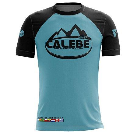Camiseta Masculina Calebe 2021
