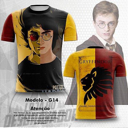Camiseta Gamer - Harry Potter 0014
