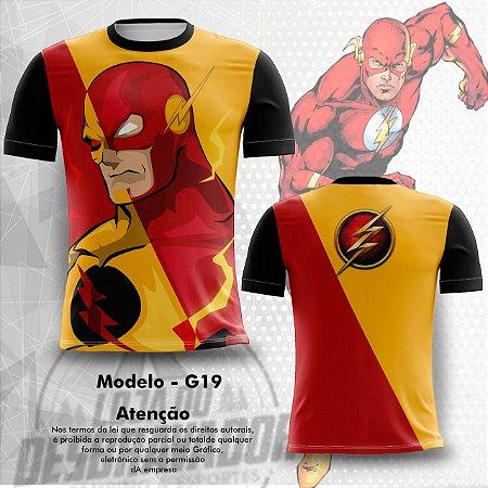 Camiseta Gamer - Fash 0019