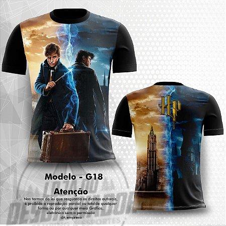 Camiseta Gamer - harry potter 0018