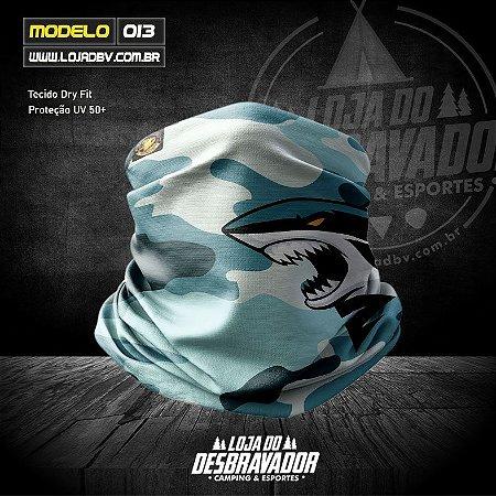 DUPLICADO - Bandana Azul - 012