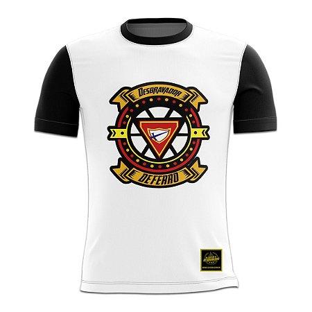 Camiseta Desbravador de Ferro - Branca