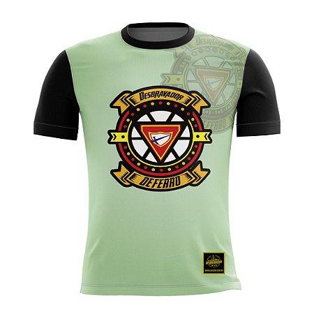 Camiseta Desbravador de Ferro - Verde