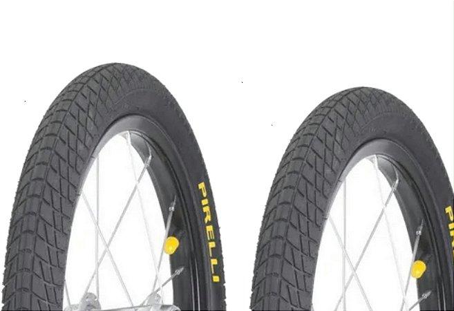 Kit 2 Pneu aro 20 Scuba Pirelli