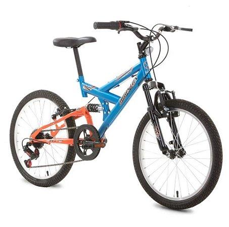 Bicicleta aro 20 Full  Stg-20