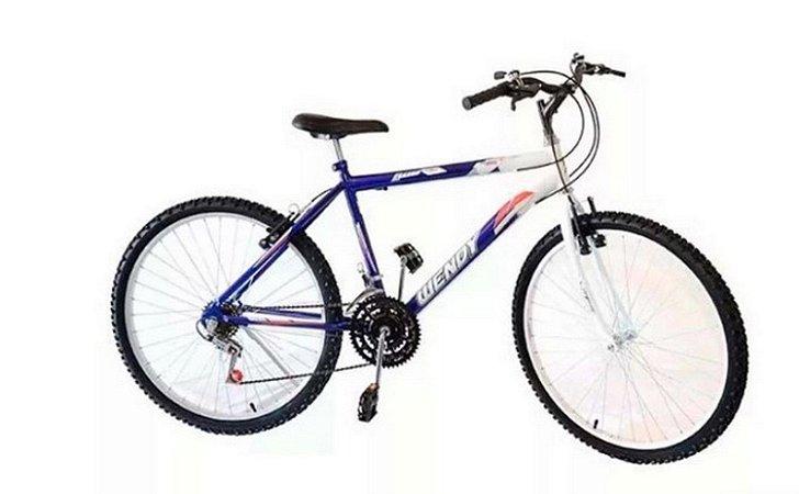 Bicicleta aro 26 18 Marchas Freio V. Brake
