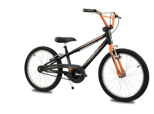 Bicicleta Aro 20 Nathor Apolo Masculina