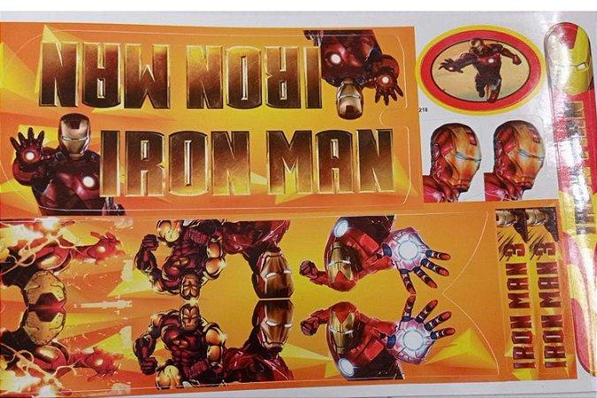 Adesivo Iron Man