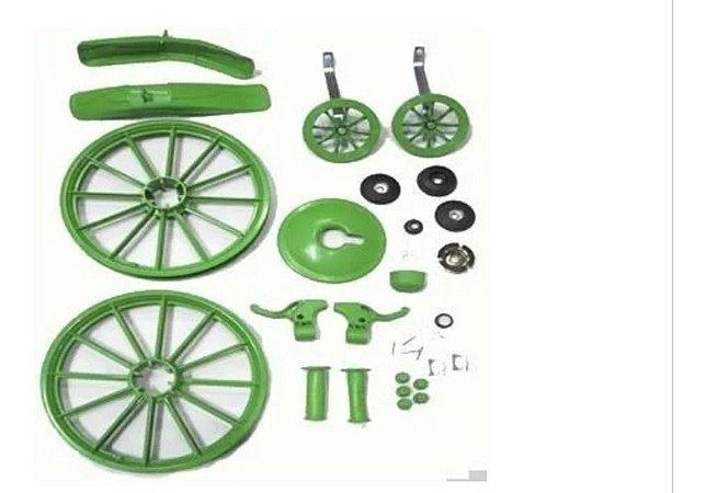 Kit Montagem Wester Aro 16 Para Bicicletas Infantil