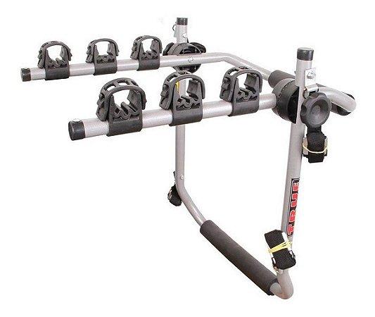Transbike Universal Transportador Para 3 Bikes P/porta Malas