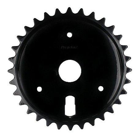 Coroa Engrenagem 32 Dentes Fechada Para Bicicletas Infantil