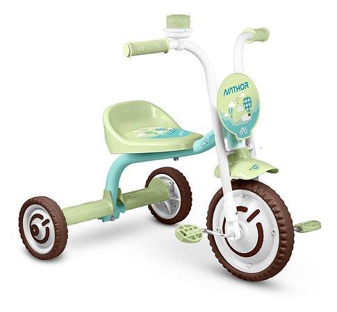 Triciclo Infantil Menino Velocípede Motoquinha  C/ Buzina