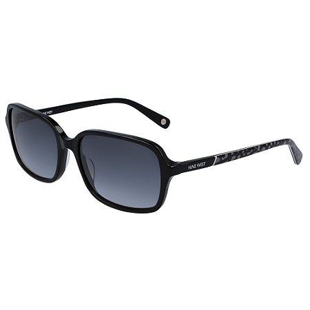 Óculos de Sol Nine West NW636S 001 - 57 - Preto