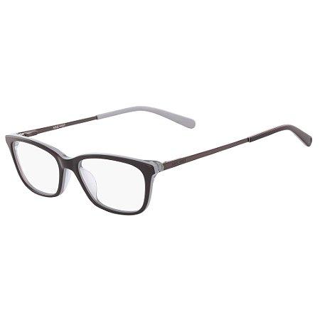 Armação de Óculos Nine West NW5157 004 - 50 - Marrom