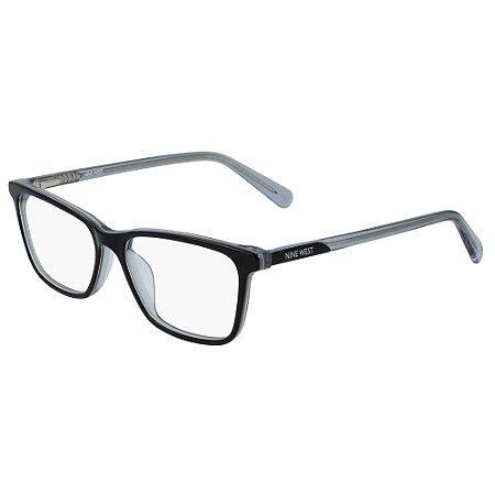 Armação de Óculos Nine West NW5166 001 - 50 - Preto