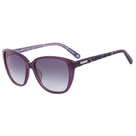 Óculos de Sol Nine West NW625S 515 - 58 - Roxo