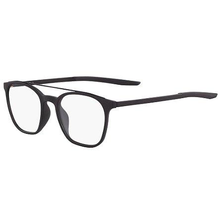 Armação de Óculos Nike 7281 001 - 50 - Preto - TR90