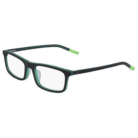 Armação de Óculos Nike 5540 013 - 47 - Preto - Infantil