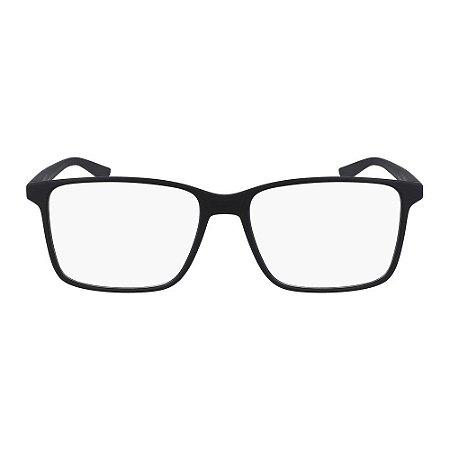 Armação de Óculos Nike 7033 001 - 55 - Preto