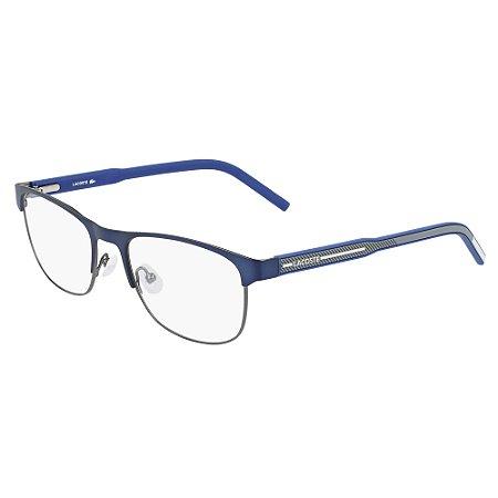 Armação de Óculos Lacoste L2270 424 - 54 - Azul