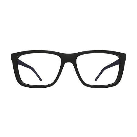 Armação de Óculos HB Switch 0380 Dots - Clip On Polarizado