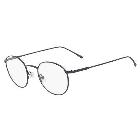 Armação de Óculos Lacoste L2246 035 - 48 - Cinza
