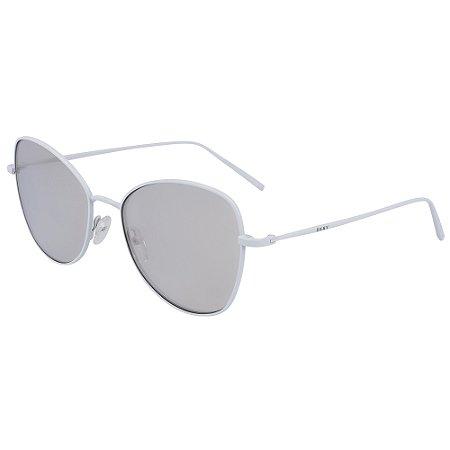 Óculos de Sol DKNY DK104S 101 - 55 - Branco