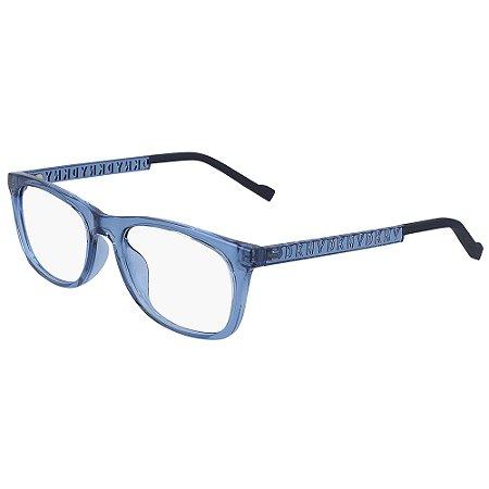Armação de Óculos DKNY DK5014 415 - 51 - Azul