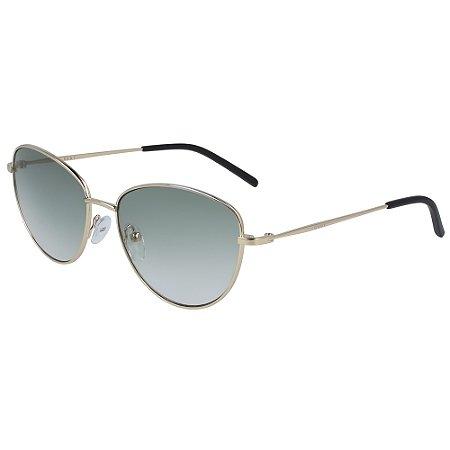 Óculos de Sol DKNY DK103S 304 - 56 - Cinza