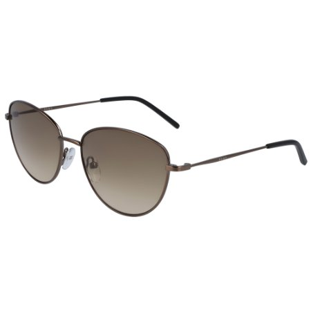 Óculos de Sol DKNY DK103S 210 - 56 - Marrom