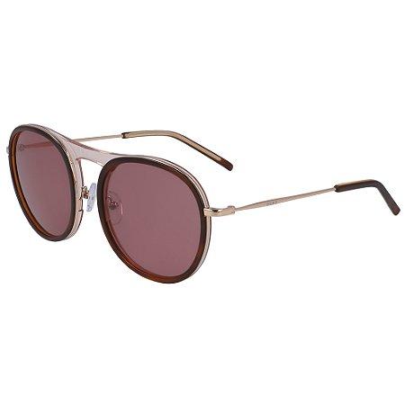 Óculos de Sol DKNY DK700S 239 - 52 - Dourado