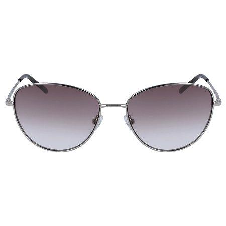 Óculos de Sol DKNY DK103S 505 - 56 - Cinza
