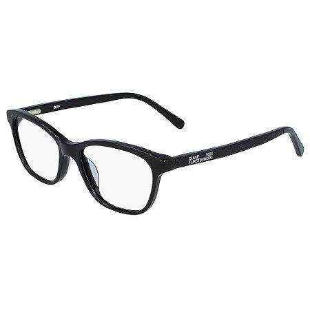 Armação de Óculos Diane Von Furstenberg DVF5122 001 /51