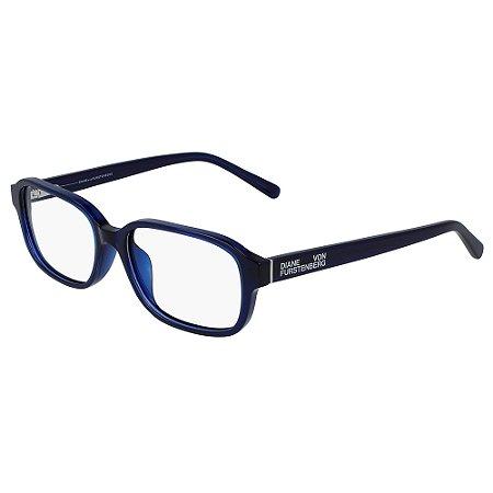 Armação de Óculos Diane Von Furstenberg DVF5118 400 /53