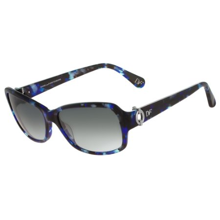 Óculos de Sol Diane Von Furstenberg DVF592S FAITH 423 - Azul