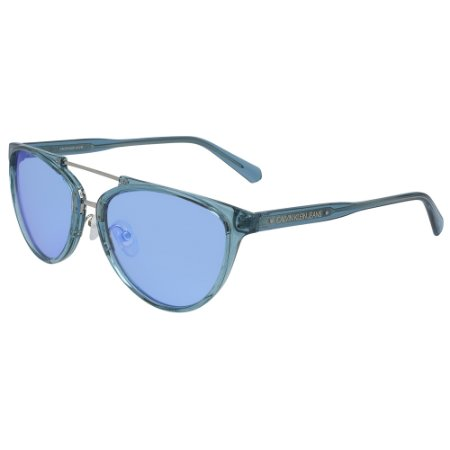 Óculos de Sol Calvin Klein Jeans CKJ19518S 450 - 57 - Azul