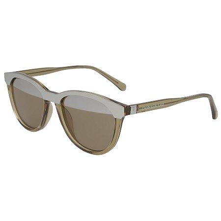 Óculos de Sol Calvin Klein Jeans CKJ19519S 275 - 54 - Marrom