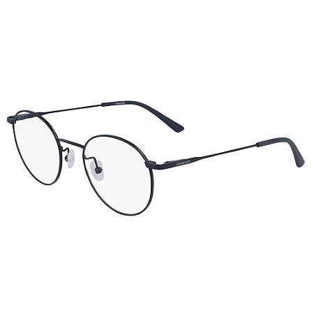 Armação de Óculos Calvin Klein CK19119 410 - 49 - Preto