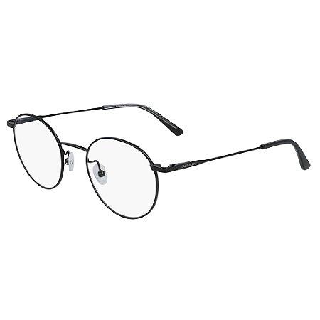Armação de Óculos Calvin Klein CK19119 001 - 49 - Preto