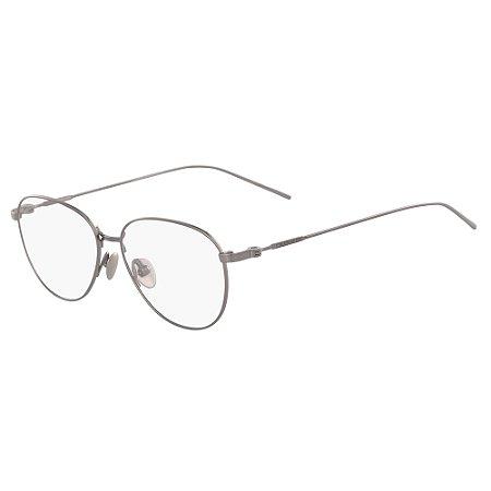 Armação de Óculos Calvin Klein CK18118 008 - 52 - Cinza