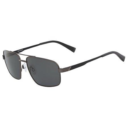 Óculos de Sol Nautica N5119S 030 - 58 - Marrom